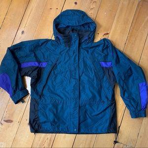 COLUMBIA vintage fire ridge jacket shell